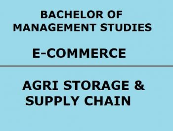 BBA ECOMMERCE SUPPLY CHAIN BANGALORE 2020